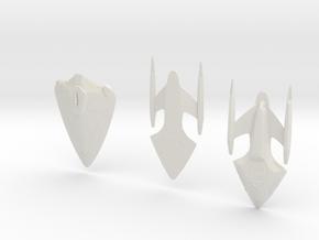 Prometheus seperated in White Natural Versatile Plastic