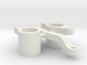 Losi Micro 1/24 Replacement Bellcrank Linkage Asm. in White Natural Versatile Plastic