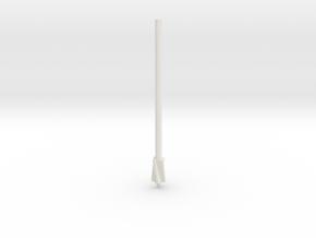 Ejuice Vape Stirring Rod in White Strong & Flexible