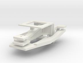 Gimbal Adapter For Drone V1.0 in White Natural Versatile Plastic