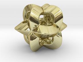 Pendant-c-4-3-10-p1o in 18k Gold
