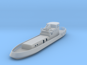 005D Tug 1/160 in Smooth Fine Detail Plastic