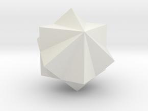 Fluorite D4 in White Strong & Flexible