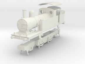 LNER class F5 fitted for Push-Pull working in White Strong & Flexible