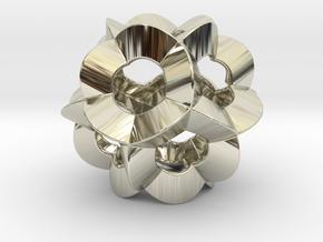 Pendant-c-6-5-30-p1o in 14k White Gold