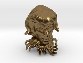 Listener in Natural Bronze