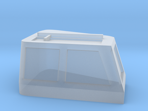 1:96 O.H. Perry Flight Deck Control Window in Smooth Fine Detail Plastic