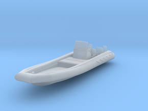 1/96 Scale 11 Meter RHIB Launch in Smooth Fine Detail Plastic