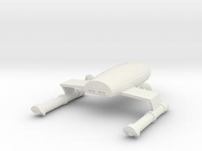 ST-TOS-R-Aurora in White Natural Versatile Plastic