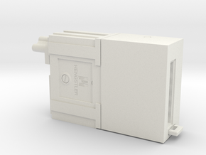 Hengstler Counter for E11 Blaster in White Strong & Flexible