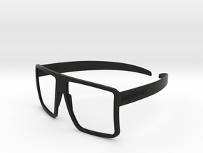 ELON- SHOREHILL EYEWEAR in Black Natural Versatile Plastic