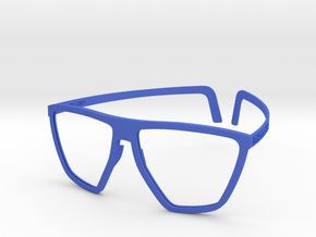 NYLOND- SHOREHILL EYEWEAR in Blue Processed Versatile Plastic: Large
