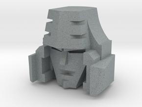Customatron - Leader Haides - Head in Polished Metallic Plastic