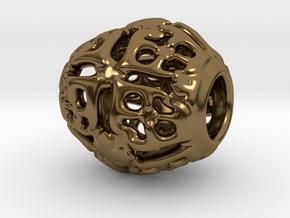 PA CharmV5fD12SE73 in Polished Bronze