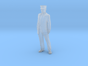 1:32 scale Cy Crumley Standing in Smooth Fine Detail Plastic