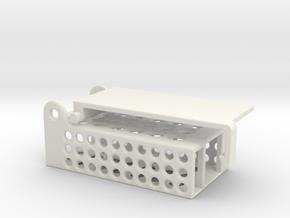 FPV Fatshark Immersion  250mW - V3 / Enclosure  in White Natural Versatile Plastic