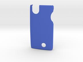 Fairphone round Bumper Case in Blue Processed Versatile Plastic