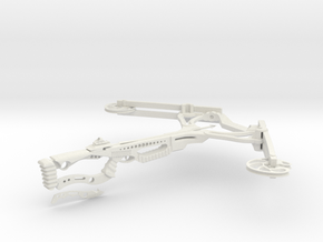 Crossbow  in White Strong & Flexible