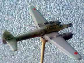 1/300 Nakajima J1N1 S with Radar in Frosted Ultra Detail