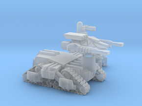 DRONE FORCE - Drone Transporter in Smooth Fine Detail Plastic