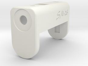 Splendid Mods 26650 SM-26 SX350 Body  in White Natural Versatile Plastic