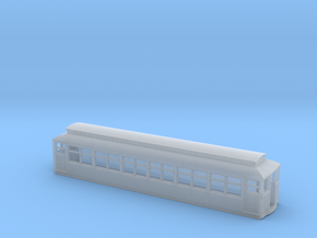 CTA/CRT 2800/2900 Series Wood Rapd Transit Car in Smooth Fine Detail Plastic