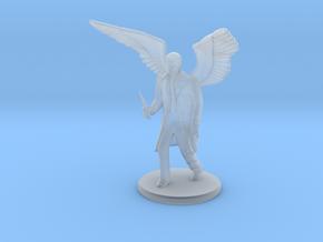 Castiel Standing in Smooth Fine Detail Plastic