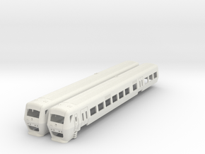 DM90 N scale in White Strong & Flexible