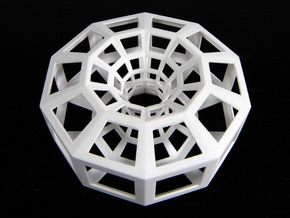 Polygonal torus in White Strong & Flexible
