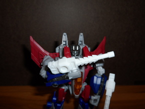 Sunlink - FoC Seeker Weapons v.2 in White Natural Versatile Plastic
