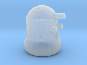 Dalek Second life larger in Smooth Fine Detail Plastic