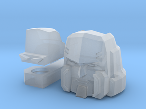 Peaceful Tyrant for Cybertron Defence Scattorshot  in Smooth Fine Detail Plastic