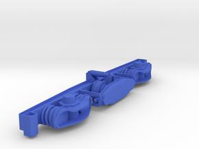 Bogie Görlitz V/DS H0-scale (1:87) in Blue Processed Versatile Plastic