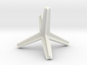 2015042324DaleStemenDesignTripod1000 in White Natural Versatile Plastic