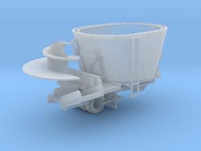 1/64 VSL 150 Single screw TMR V2 in Smooth Fine Detail Plastic
