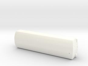 1/87th Sprinkler water tanker 24 foot body in White Processed Versatile Plastic