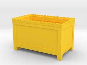 Ark of the Covenant - box in Yellow Processed Versatile Plastic