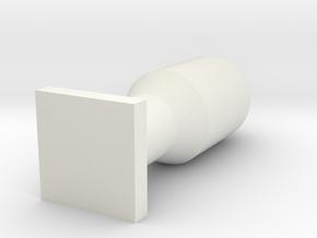 1:48 source 4 light (not full size) in White Natural Versatile Plastic