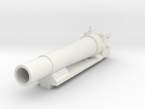 150mm sIG Barrel Early Type in White Natural Versatile Plastic