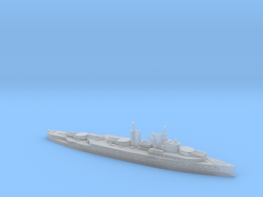 Normandie 1/3000 in Smooth Fine Detail Plastic