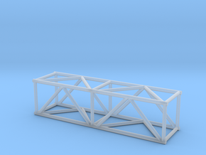 "5' 16""sq Box Truss 1:48 in Smooth Fine Detail Plastic"