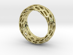 Trous Ring Size 5 in 18k Gold