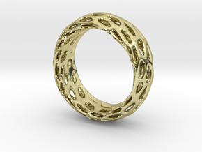 Trous Ring Size 7 in 18k Gold