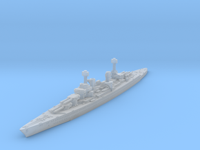 1/1800 USS Lexington BC (1918) in Smooth Fine Detail Plastic