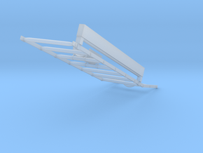 Ladder in Smooth Fine Detail Plastic