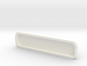 Schutzkappe für Structure Sensor in White Processed Versatile Plastic
