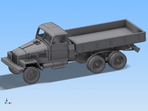 LKW IFA G5 3-Seitenkipper Spur TT 1:120 in Smooth Fine Detail Plastic
