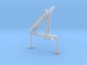 1/160 n scale truck loader crane Ladekran LKW in Smooth Fine Detail Plastic