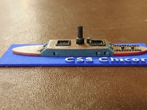 1/600 CSS Chicora in Black Natural Versatile Plastic