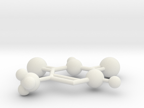 Thymine in White Natural Versatile Plastic
